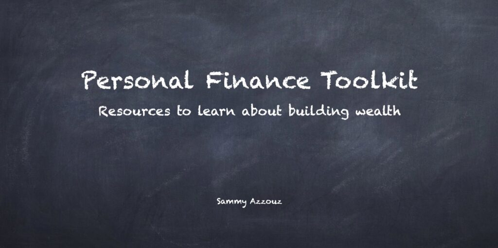 Personal Finance Toolkit