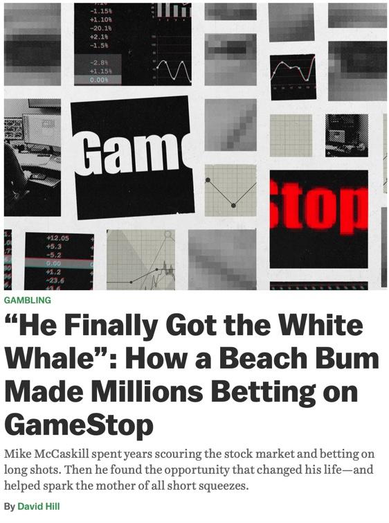 GameStop article