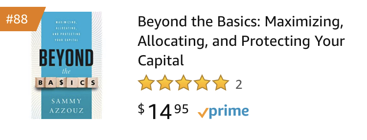 Beyond the Basics best-seller rank